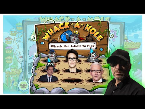 """Whack A Hole"" with host, Jason Goodman, from Crowdsource the Truth 3"