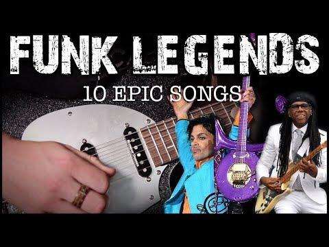 Top 10 Funk Guitar Players