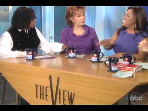 """""""The View"""" Argues over Harry Reid"""