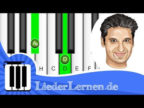 PUR - Hör Gut Zu - Klavier lernen - Musiknoten - Akkorde