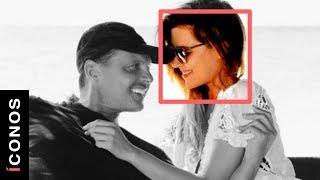 Michelle Salas desenmascaró las mentiras de su padre Luis M...