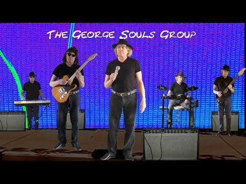 """""""Out of time"""" song of The Rolling Stones 1966 by Jagger/Richards cover by The George Souls Group"""