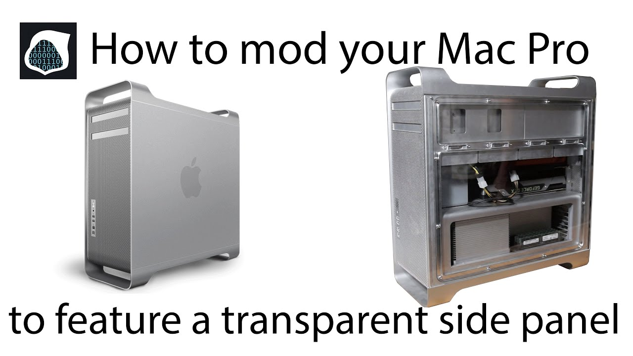 Apple Mac Pro Side Door Panel