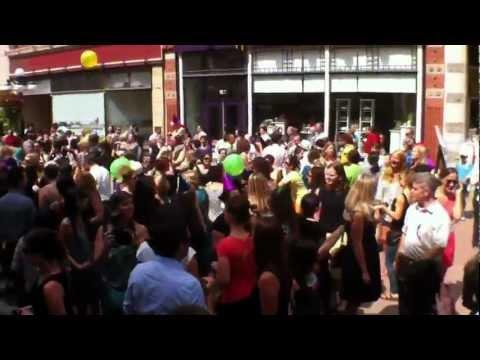 Sparks Street Dance Dance