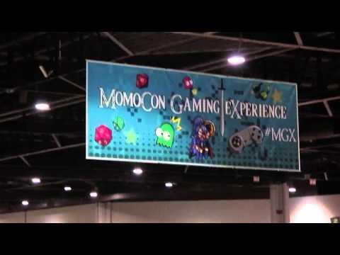 Momo Con 2015- Friday