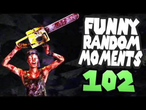 Dead  Daylight funny random moments montage 102