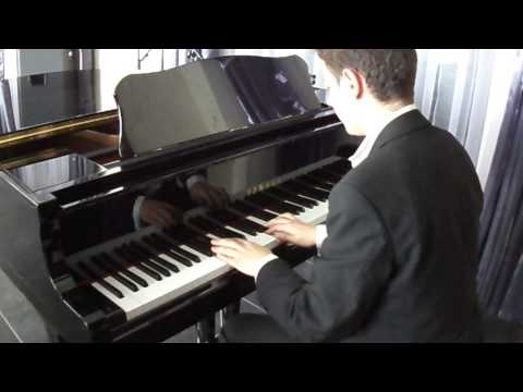 And the Waltz Goes On Piano Music by Anthony Hopkins(cover by Michael)