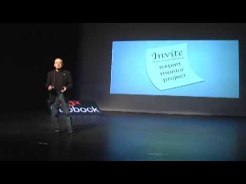 Entrepreneurs of the World Unite: Ronald K. Mitchell, CPA, Ph.D. at TEDx Lubbock