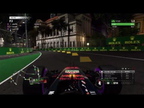 Online Hot lap - Singapore - 36.6