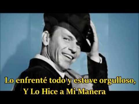 My Way A Mi Manera Northern Kings Subtitulada Español  Tributo Frank Sinatra