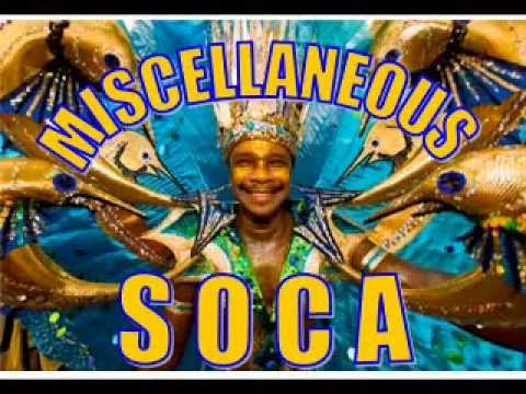 DOLLAR WINE KARAOKE (Miscellaneous Soca)