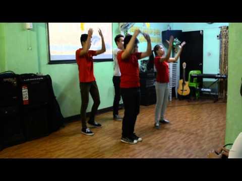 YF TEAM JAIR DANCES THE WORD IS ALIVE BY CASTING CROWNS