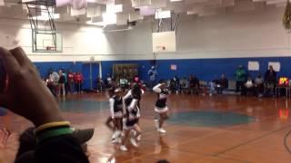 Briarwood Academy Cheerleaders