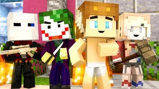 Minecraft - Who's Your Daddy? - BABY SUICIDE SQUAD !?