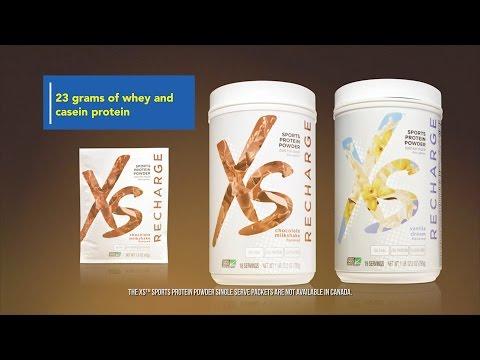 Sports Protein Powder - XS Sports Nutrition