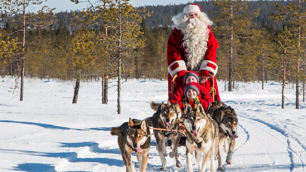 Finland Christmas Tour