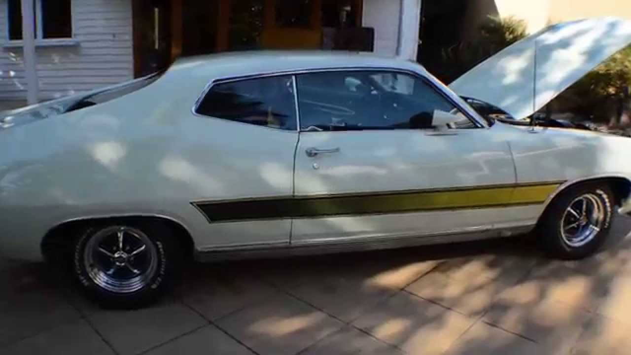 Ford Torino GT Sportsroof Coupe 351 4V 1971 (not Camaro, Fairlane, Mustang) For Sale - YouTube