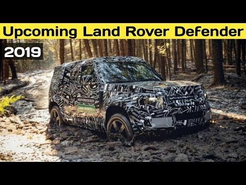 New Land Rover Defender launch In 2019 || photos,  videos and wallpapers by Zi techinfo