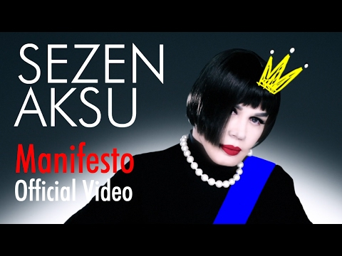 Thumbnail: Sezen Aksu - Manifesto (Official Video)