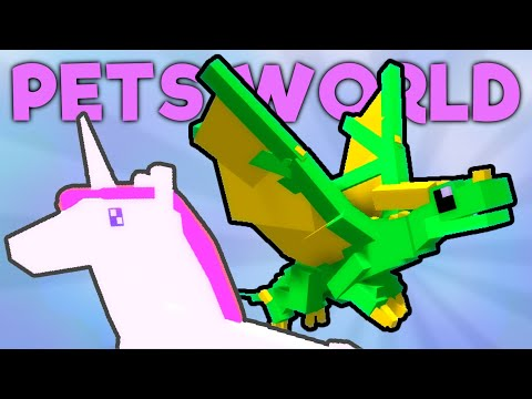 More FREE Pets!! - Roblox Pets World