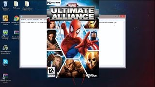 Tutorial Como Descargar Marvel Ultimate alliance para PC en español [MEDIAFIRE]
