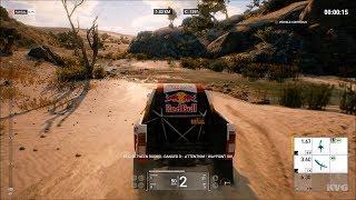 Dakar 18 Gameplay (PC HD) [1080p60FPS]