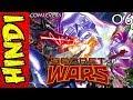 SECRET WARS - PART 6 | THE MOLECULE MAN | MARVEL COMICS IN HINDI