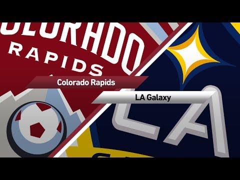 Highlights: Colorado Rapids vs. LA Galaxy   June 21, 2017