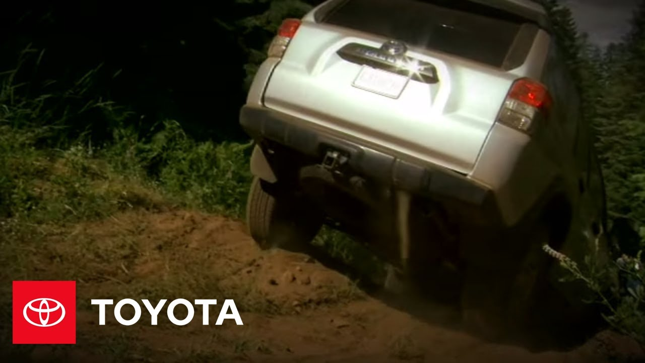 2010 4Runner How-To: Downhill Assist Control (DAC) | Toyota