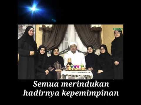 Lagu Iwan Fals Menyambut Kedatangan Habib Rizieq Shihab