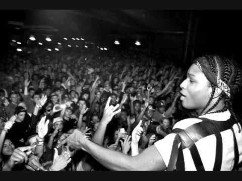 A$AP Rocky Type Beat | The High (Prod. E Haynes)
