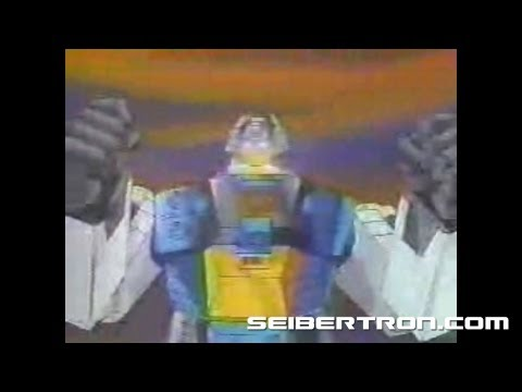 Transformers G1 Headmasters Marvel Comics commercial