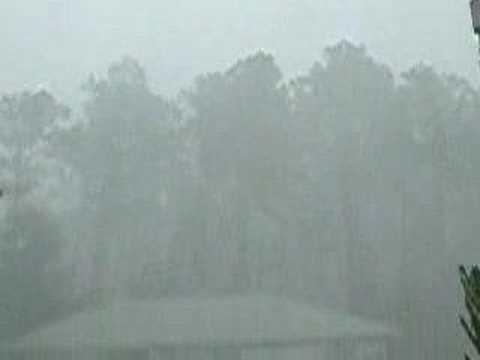 Palm Coast Stormy Weather