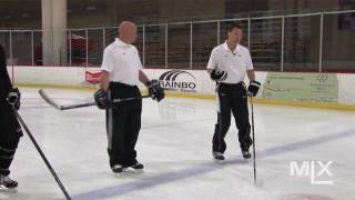 MLX Skating Lesson: Flex Forward Drill