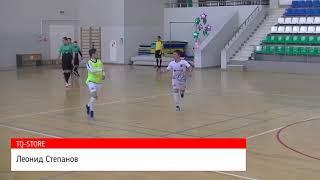 Мини футбол супер матч Стройгрупп TQ STORE