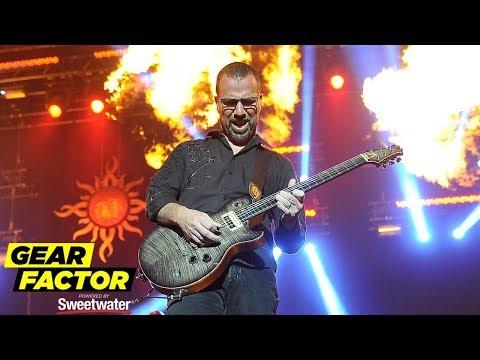 Godsmack Guitarist Names His Mount Riffmore