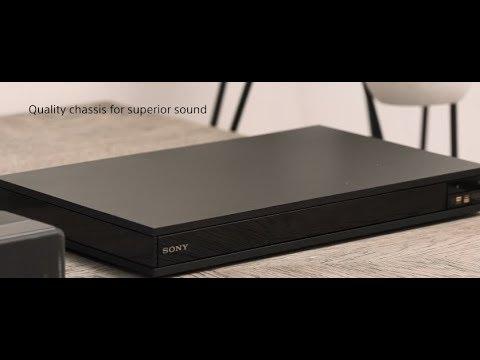 Sony's 4K Ultra HD Blu-ray™ Player | UBP-X800 : Bluray