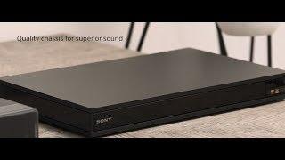 Sony's 4K Ultra HD Blu-ray™ Player | UBP-X800