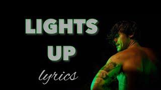 Harry Styles - Lights Up (Lyrics)