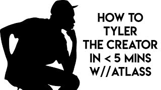 How to Tyler, The Creator in Under 5 Minutes W/Atlass | FL Studio Song and Rap Tutorial