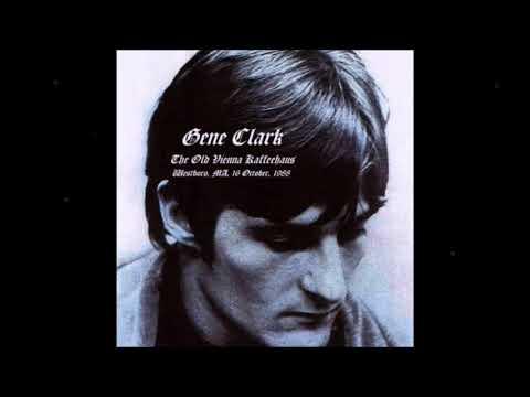 Gene Clark - Live at Old Vienna Kaffehaus, Westboro, MA (10/16/1988)
