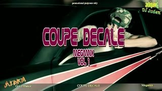 COUPE DECALE   - DJ JUDEX  Video mix vol 1 (HD)
