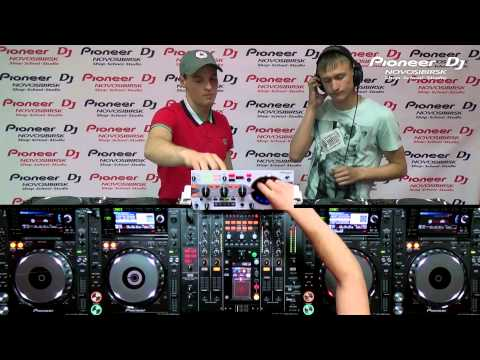 System Radiance (Nsk) @ Pioneer DJ Novosibirsk
