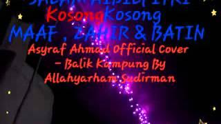 Allahyarham Sudirman - Balik Kampung-CoverByA.A.O