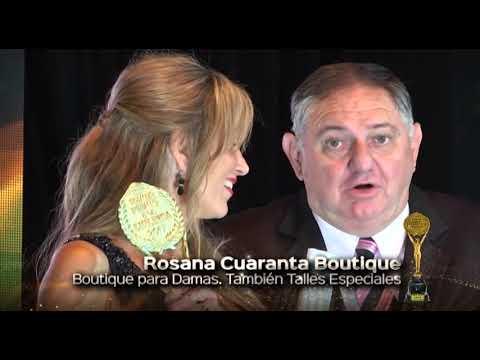 Primer Premio a la Excelencia 2017 Santa Fe - Rosana Cuaranta Boutique