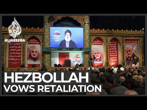 Hezbollah vows retaliation
