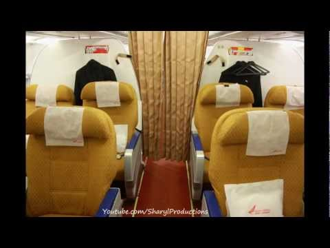 Review - Air India Airbus A319 Business Class