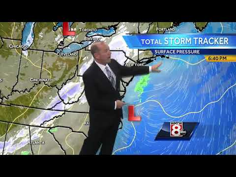 Snow arrives tonight as another storm winter storm heads our way