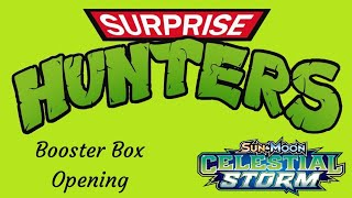 Pokemon TCG Opening Celestial Storm Booster Box part 6