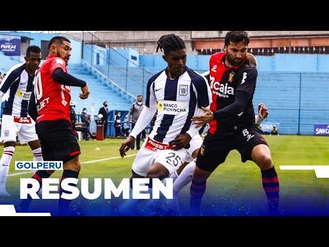 FBC Melgar Alianza Lima Goals And Highlights